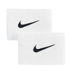 These Nike Guard Stays are an excellent way to keep your guards in place! The Stetch-Elastic Material is made to fit all, and its versatility and its reusable capability will have you saving money on tape within in the first few training sessions or games