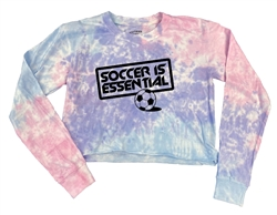Soccer Is Essential CROP TOP
