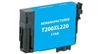 Epson 200XL Cyan Ink Cartridge (T200XL220), High Yield