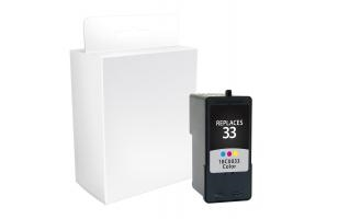 Lexmark 33 Color Ink Cartridge (18C0033)