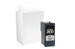 Lexmark 35 Color Ink Cartridge (18C0035), High Yield