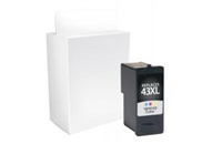Lexmark 43XL Color Ink Cartridge (18Y0143), High Yield