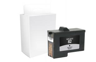 Lexmark #82 / Dell Series 2 Black / 18L0032 Ink