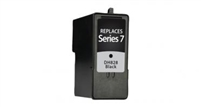 Dell Series 7 Black Ink Cartridge (CH883), High Yield