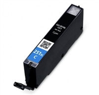 Canon CLI-251XLC Cyan Ink Cartridge (6449B001)