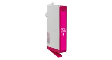 HP 564XL Magenta Ink Cartridge (CB324WN), High Yield