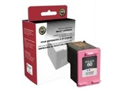 HP 60 Tricolor Standard Ink Cartridge (CC643WN)