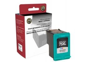 HP 75XL Tricolor Ink Cartridge (CB338WN), High Yield