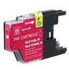 Brother LC75M Magenta Ink Cartridge, High Yield