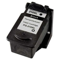 Canon PG-210XL Black Ink Cartridge, High Yield