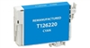 Epson 126 Cyan Ink Cartridge (T126220), High Yield
