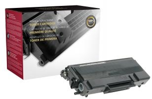 Brother TN-650 Black Toner Cartridge, High Yield
