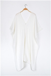 Thai Cotton Ritual Kaftan