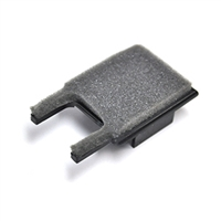 1008416 - CUSHION - (ONLY) - Carrier Leading Edge End Cap - (Besam Sl500)