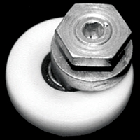 11-04-851 - B Series Anti-Riser Wheel - (Besam Pg3000)