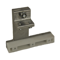 "110625 -  FSL LH Bottom Guide - (3 1/4"" Tall) - SURFACE MOUNTED - (Tormax Tx9300SM)"