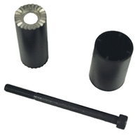 21-03-206 - SW100 50MM Shaft Extension & Sleeve - (Besam SW100)