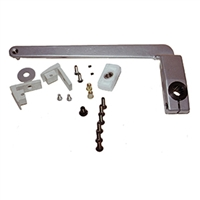 312249 - Door Arm Visible (RH In-Package) - Clear  (Stanley Magic Swing, Magic Force)