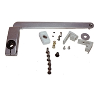 312250 - Door Arm Visible (LH In-Package) - Clear  (Stanley Magic Swing, Magic Force)
