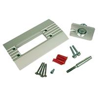 312903-1 - Bi-Fold Adjustable Tapered Bottom Pivot Kit Assy. (Floor Portion) - (Stanley)