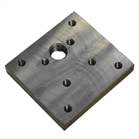 411794 - Pivot Plate SO Tapered Threshold - (Stanley)