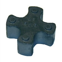 412158 - Spider Coupling, Rubber