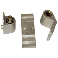 Door Controls 50-331-AL Kawneer Style Intermediate Pivot - Non-Handed (Aluminum Finish)
