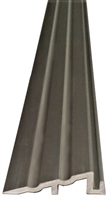 517082 - 6 FOOT LENGTH, RAMP Threshold Bevel 1 1/2in. (CLEAR)