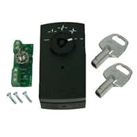 600139 - PS-5M - 5 Position Surface Mount Key Switch Assy. - (Besam Unislide)