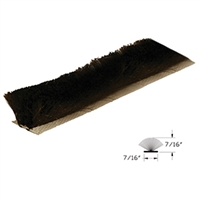 "712044-1 - 7/16"" Pile Felt - (SOLD PER FOOT) - (Stanley Magicswing)"