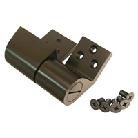 Door Controls 808LH-DU Intermediate Pivot - Left Hand (Dark Bronze Finish)