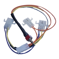 83185-900 - 3 Position Toggle Switch Assembly - (DOM A/SLIDE/SWING)