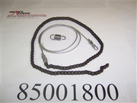 "85001800 - 275/600 Cable/Chain Assy. (55"") 2003 & Newer w/Spring - (Ready-Access)"