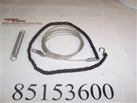 85153600 - 131 & BO-10 Cable/Chain Assy. - (Ready-Access)