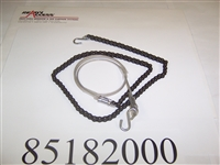 "85182000 - 275 Cable/Chain Assy. (51-1/2"") 2002 & Older w/o Spring - (Ready-Access)"