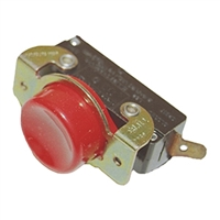C0517 - 1 inch RED Push Button Switch - (Horton)