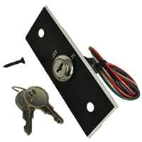 C0523 - On/Off Key Switch Assy. (MAINTAINED) - (Horton)