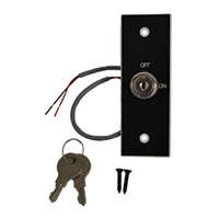 C0530 - On/Off Key Switch Assy. (MOMENTARY) - (Horton)