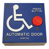 C1334-2 - Radio Control w/Handicap Switch - (Horton)