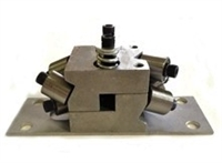C2102-1 - Travel Block Assy. - (Bi-part) - BRAND NEW - (Horton Linear)