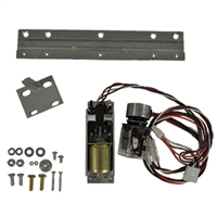 C2196-2L - Fail Safe  AutoLock Assy. - (Left Hand Single Slide)