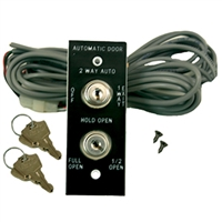 C3725 - Double Key Switch Assy. - (Horton)