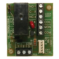 C3881 - LOCK Adapter Board - (Horton C2150L, C4190)