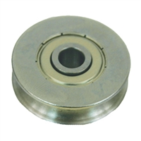 C406 - Steel Top Wheel - (KM/Horton Linear, Belt)