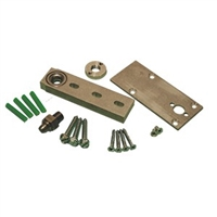 C5595 - Bottom Pivot Assy. - (FLOOR - NO THRESHOLD) - (Horton)