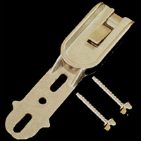 C7609 - Bottom Pivot Assy. - (DOOR PORTION) - (Horton)