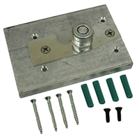C7610 - Bottom Pivot Assy. - (FLOOR) - (Horton)