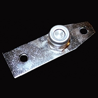C7614 - Bottom Pivot Assy. - (FLOOR) - (Horton)