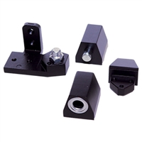 Door Controls OP10-DUL VistaWall Style Pivot Set LH (Dark Bronze Finish)