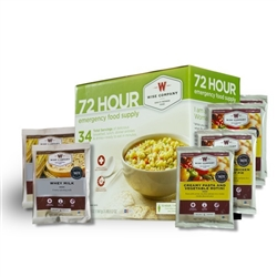 Cook in the Pouch - 72 Hour Emergency Meal Kit
